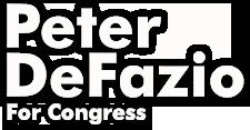 Peter DeFazio for Congress, Oregon's 4th